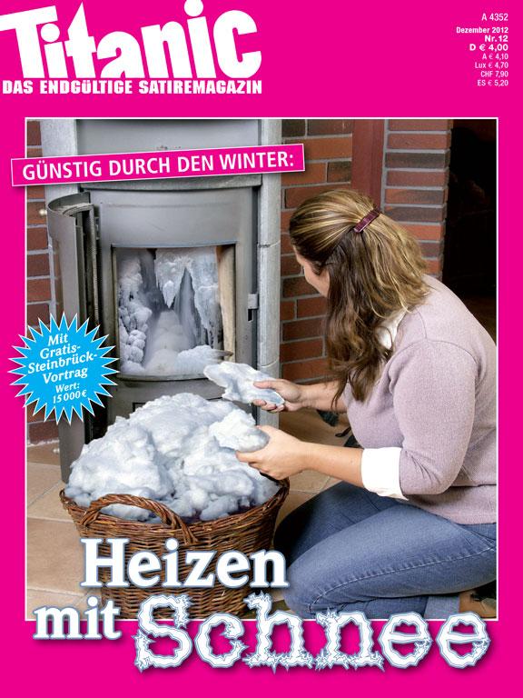 g nstig durch den winter heizen mit schnee 12 2012 titanic titel postkarten titanic. Black Bedroom Furniture Sets. Home Design Ideas