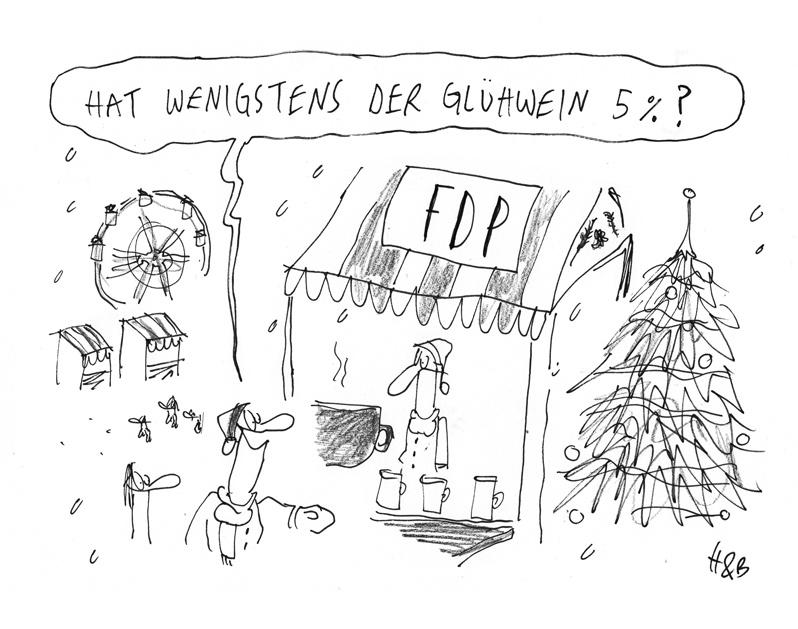 Der letzte FDP-Witz des Jahres | Aktuelle Karten ...