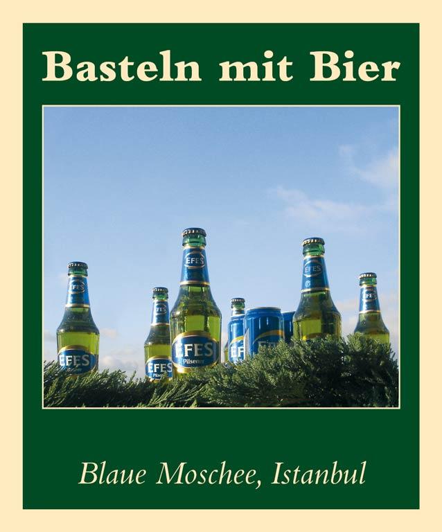 Blaue moschee istanbul basteln mit bier postkarten for Synonym basteln