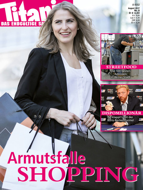 Armutsfalle Shopping (08/2017)