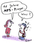 10 Jahre mp3-Player