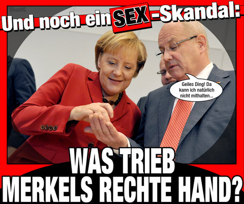 Sex and the Mutti