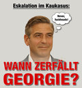 Georgie in der Krise