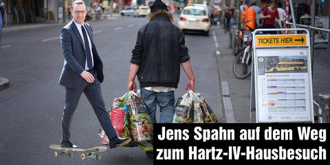b2887e49f631a3 Jens Spahn hat mit den Asis gesprochen