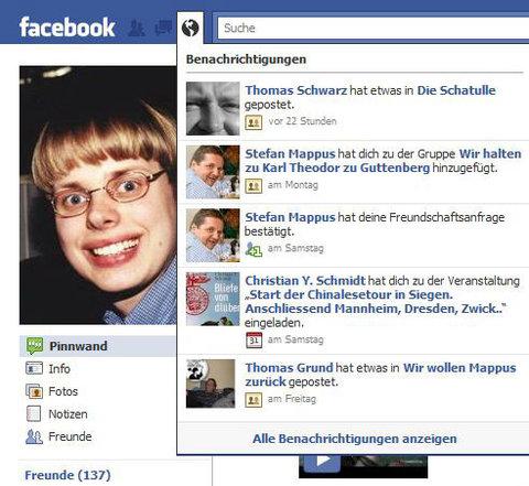 falsche facebook freundschaftsanfragen