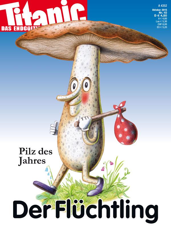 Pilz des Jahres: Der F...