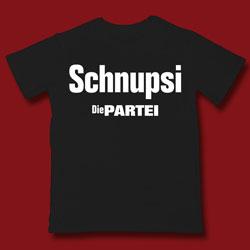 Schnupsi-Shirt