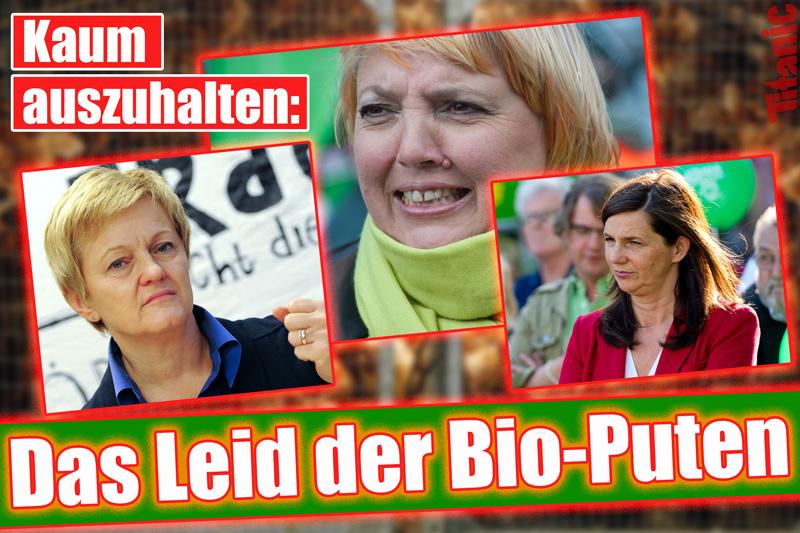 Die Grünen Sind Böse Doof Lieb ökofaschisten Nazineger